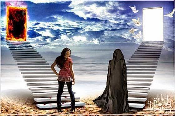 10 Ciri-Ciri Wanita Calon Penghuni Neraka