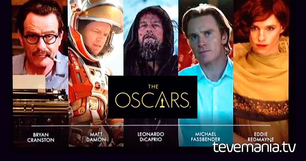 Premios Oscar 2016 en Vivo por el Canal TNT y Latina