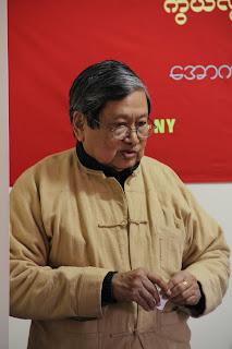 Maung Swan Yi – 88-25 Years Message