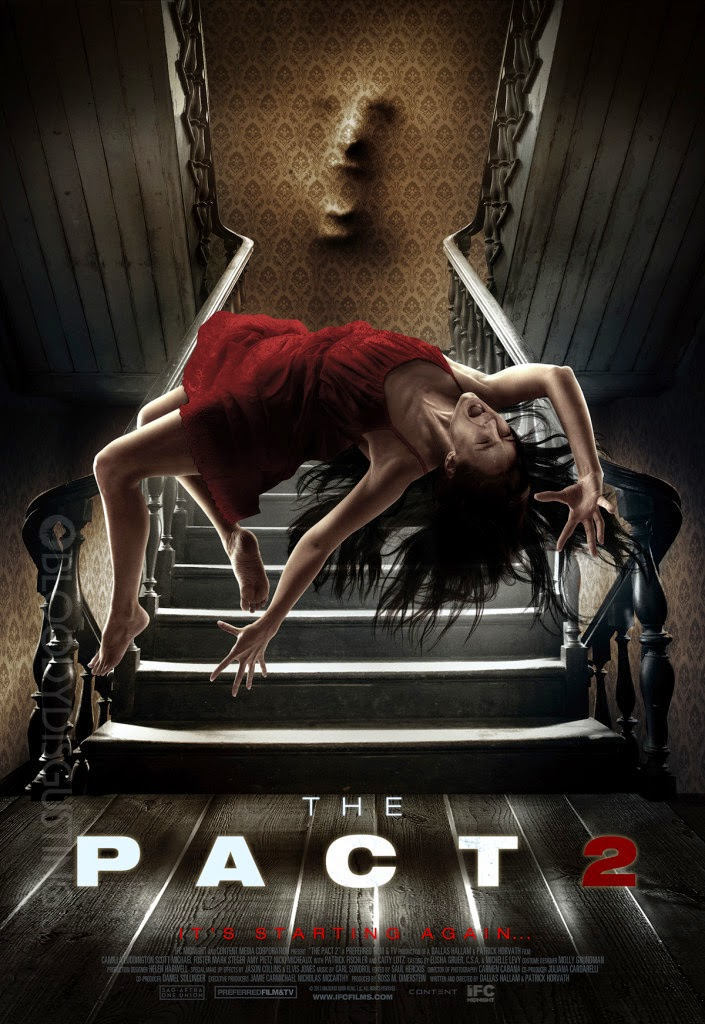 The Pact 2 2014 Hdrip tainies online oipeirates