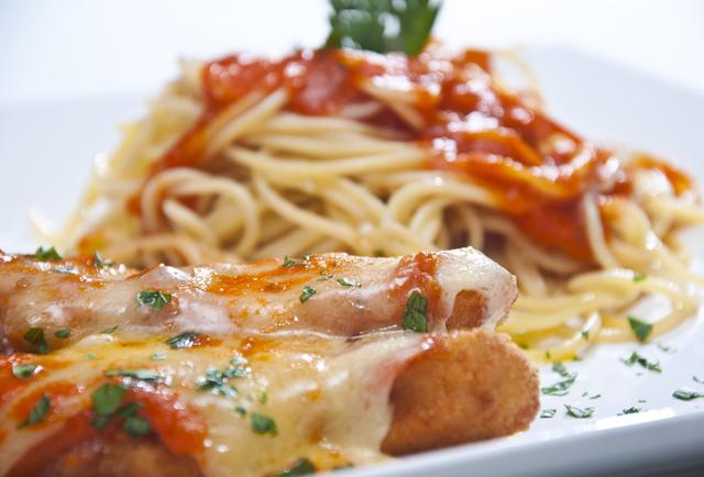 filetto di pollo parmigiana