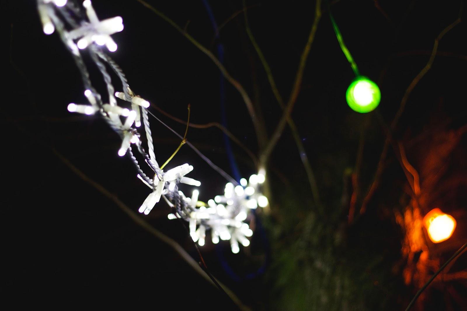 Belper Christmas Lights, Lights,