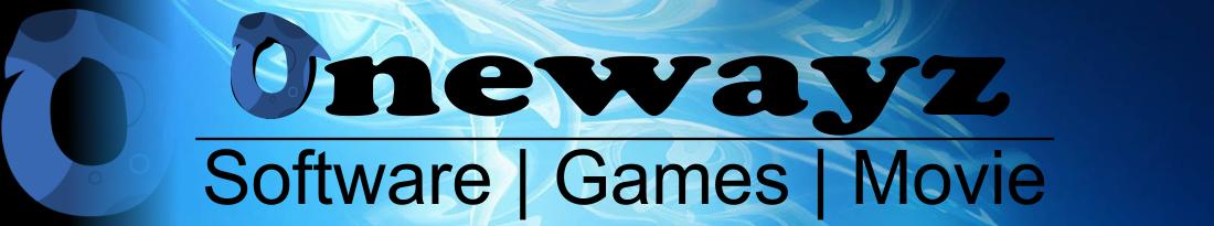 ONEWAYZ - Download Gratis Software, Games, Movie Full