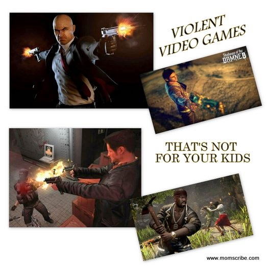 why children shouldn t play violent games Some games might improve kids' hand–eye coordination and  other games  don't have such benefits, and violent video games have been shown to  using  media should not take the place of getting enough sleep or being physically  active.
