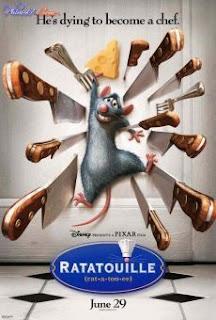 Chú Chuột Đầu Bếp Ratatouille