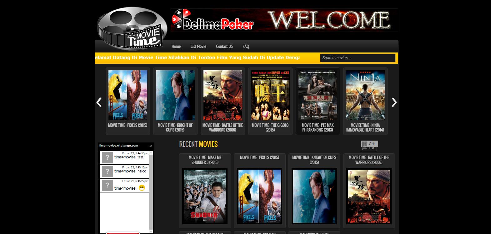 Movie Time Nonton Bioskop Online Dengan Bahasa Indonesia