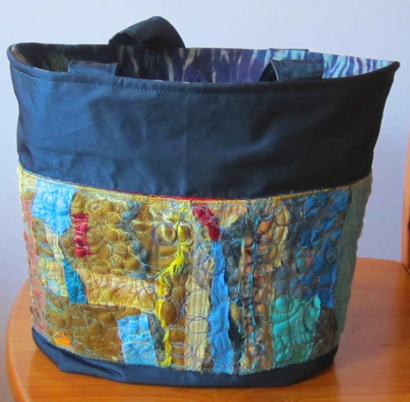 Zelfgemaakte Stoffen Tassen : Kleurrijk leven quilts