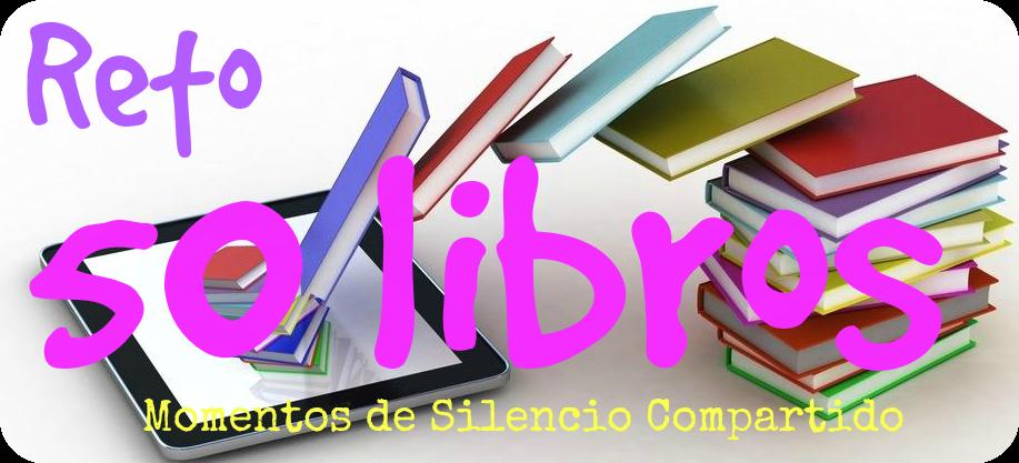 Reto 50 libros III edición 2015