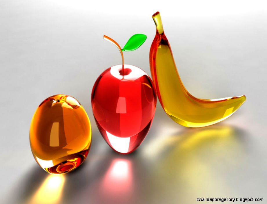 FreePhotoz Daily Wallpapers  Backgrounds   Abstract Glass Fruit