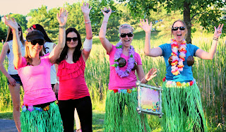 breast cancer blog; best friends support; relay for life