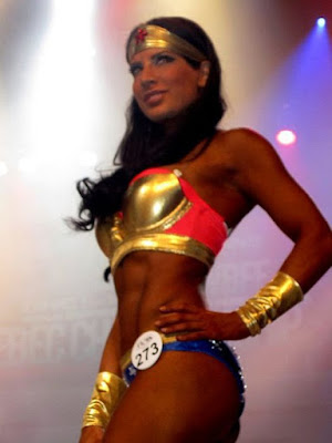 Sara Solomon - Wonder Woman