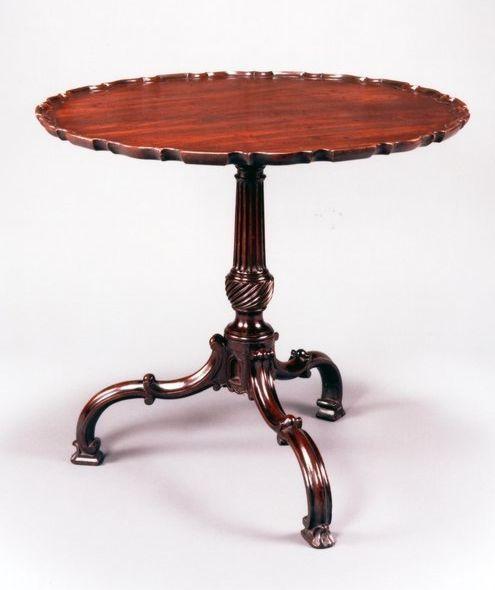 Tomas Čipendeils galds
