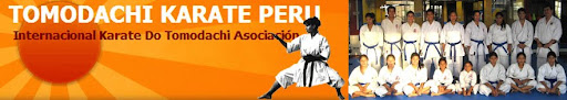 KARATE TOMODACHI PERU