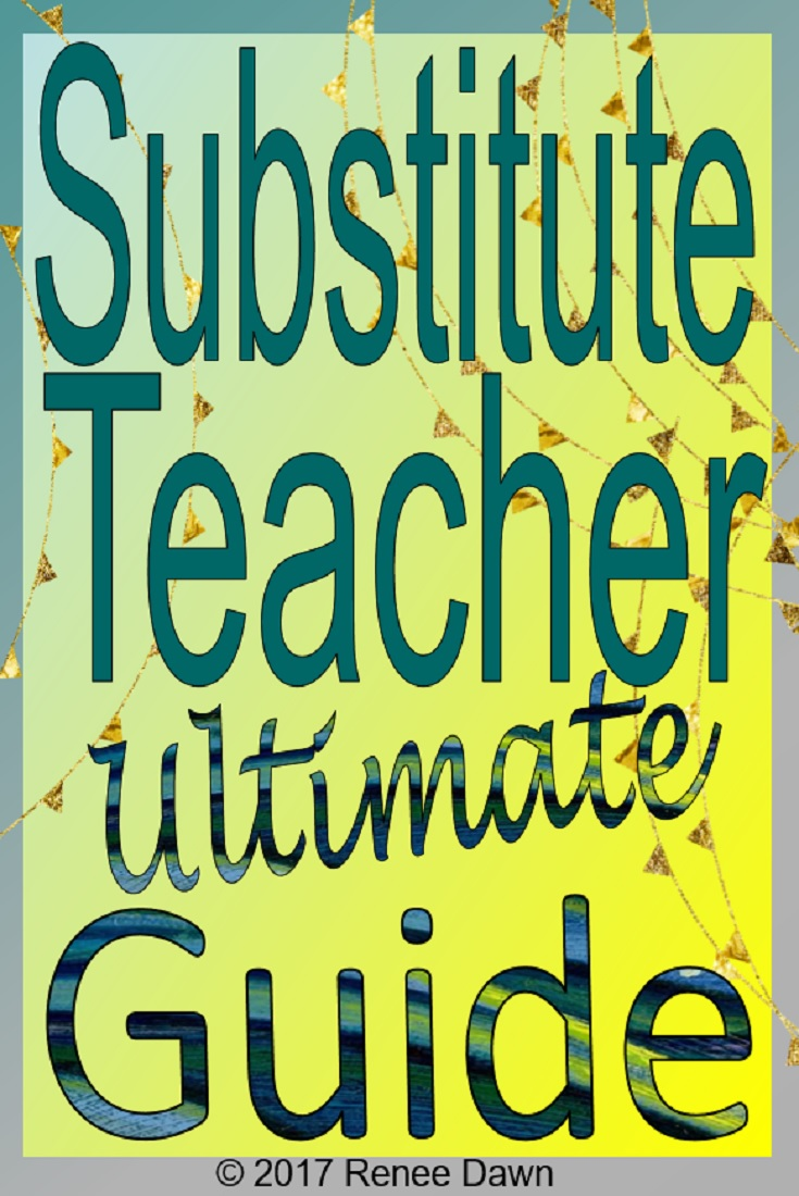 Substitute Teacher Guide & Printables