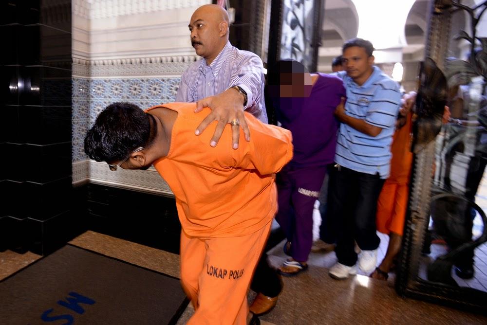 Guru besar antara 4 ditahan mengikut OSA kebocoran kertas UPSR