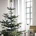 | A Scandinavian inspired Christmas tree