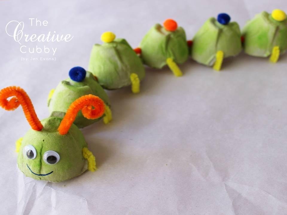 The Creative Cubby Camp Craft Week Recap