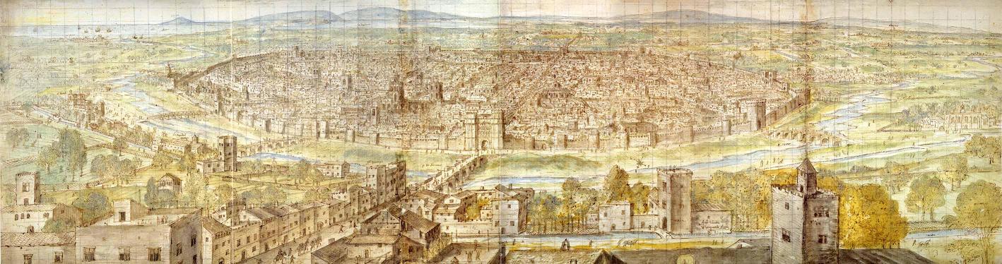 2 4b curiosidades de la ciudad de valencia las doce puertas de la derribada muralla medieval - Viveros amoros ...