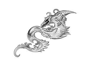 dicas e fotos de Tatuagens de Dragão