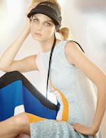 Angela Lindvall Amica Italy Magazine Photoshoot January 2014 HQ Pics