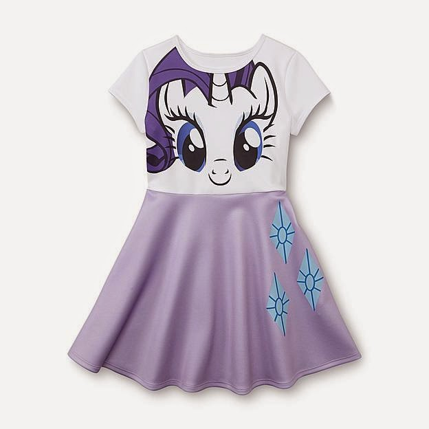 My Little Pony Equestria Girls Blog: ¡Vestidos Fit & Flare My Little ...