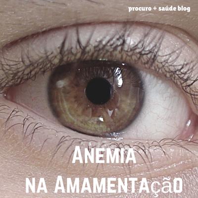 Anemia na amamentação