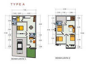 rumah minimalis modern desain rumah minimalis type 70