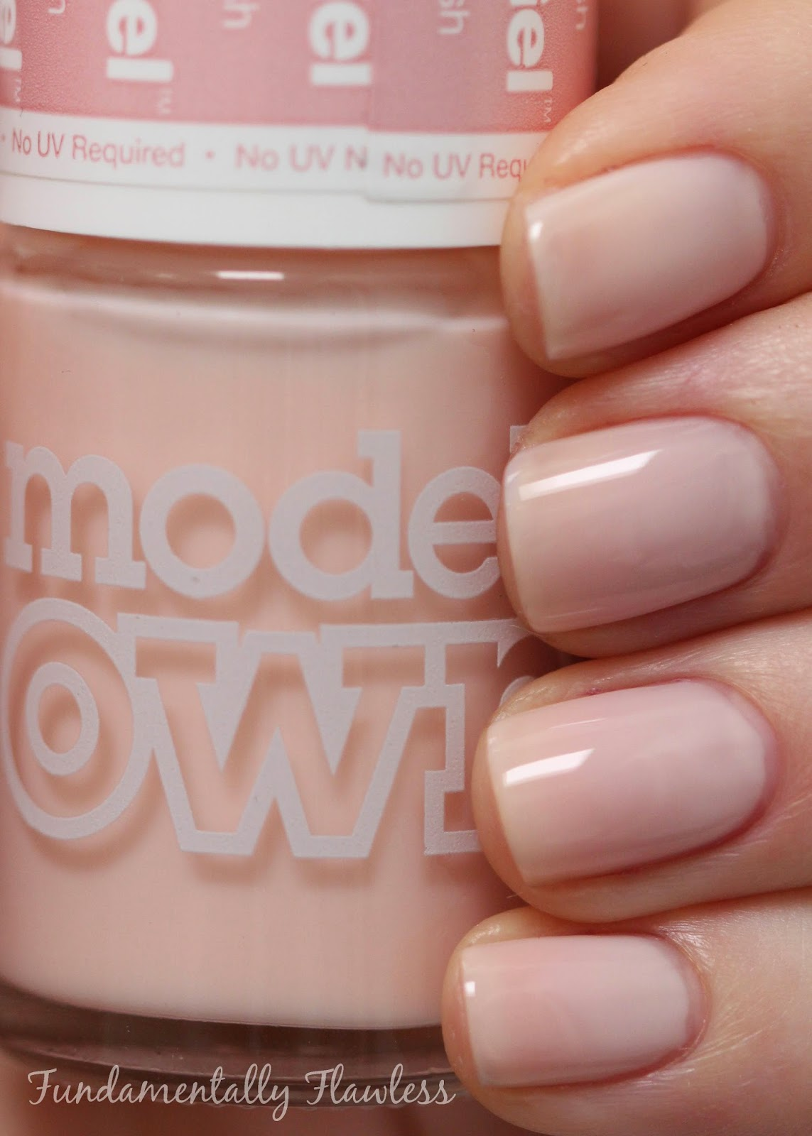 Models Own Prude Nude Hypergel swatch