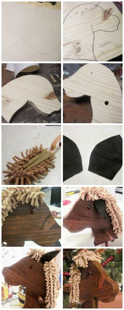 Horse Hair Craft Projects