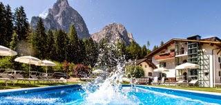 Hotel Waldrast in Seis, Kastelruth Südtirol