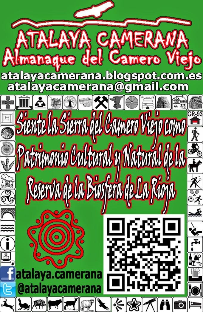 Atalaya Camerana. Almanaque del Camero Viejo