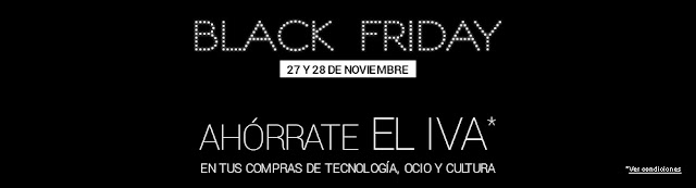 Black Friday 2015 Fnac