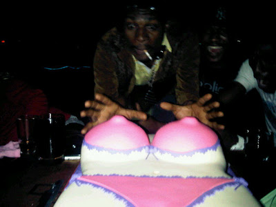 Pictures From Cossy Orjiakors Birthday Party 2
