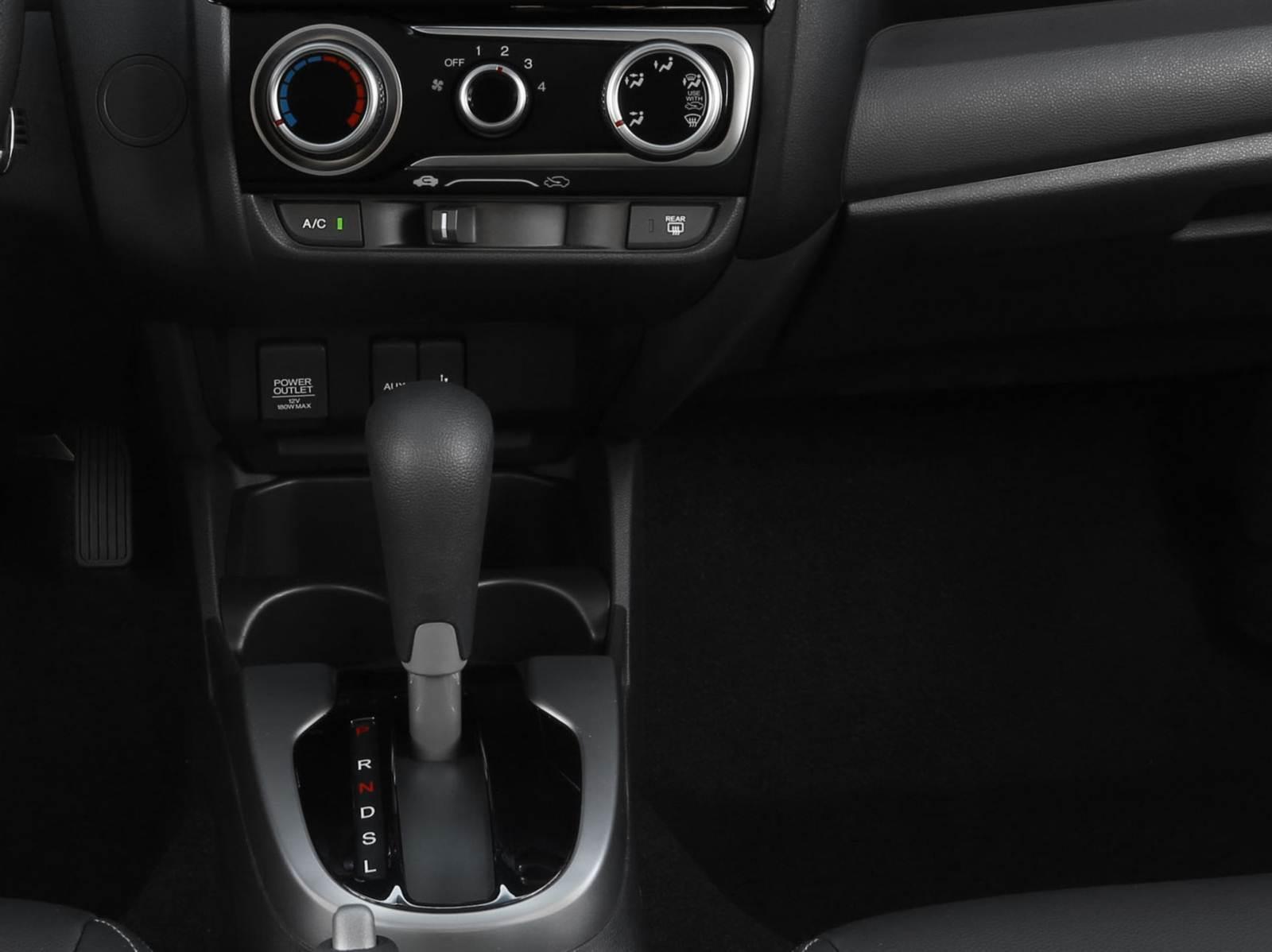 Honda FIT CVT 2015 - automático