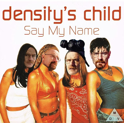 Destiny's Child featuring Walter H White - Say My Name