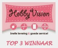 """TOP 3 Hobby Vision op 19-12 2018 (#80) """"Hoera Jarig"""""""