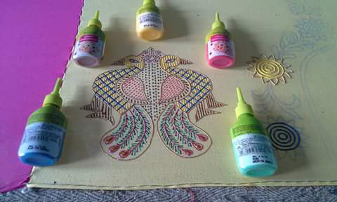 Liquid Embroidery Crafts And Cooking