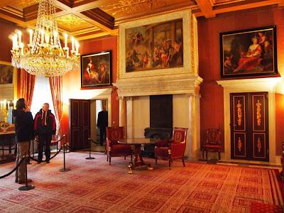 Palacio Real de Amsterdam (Koninklijk Paleis) - Cámara de Comisionados