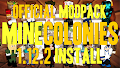 HOW TO INSTALL<br>MineColonies Official Modpack [<b>1.12.2</b>]<br>▽