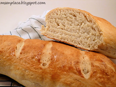 Hard Crust French Bread