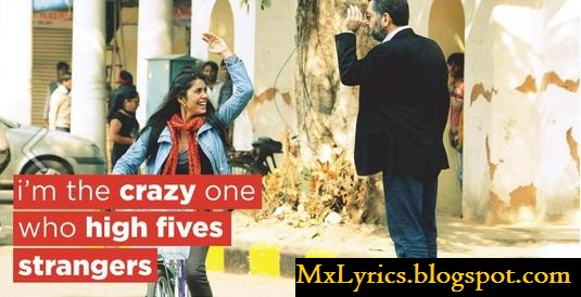 Haan Main Crazy Hoon Song Lyrics::MP3 Download::Coca Cola Ad Song