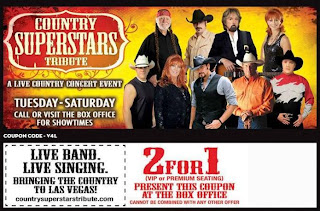 country superstars tribute coupons