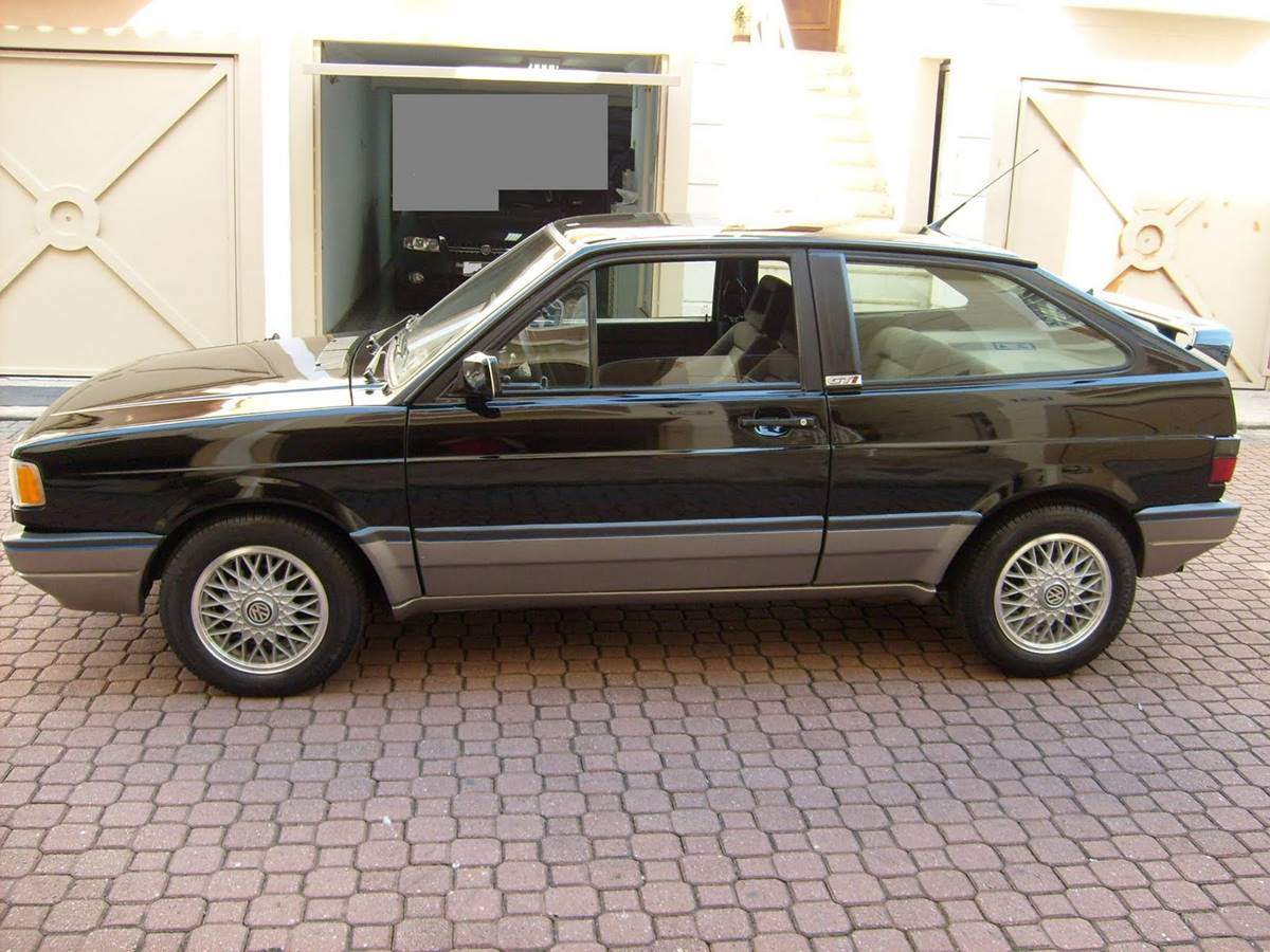 Volkswagen Gol Gti 1994 O Ltimo E Melhor Dos Quadrados
