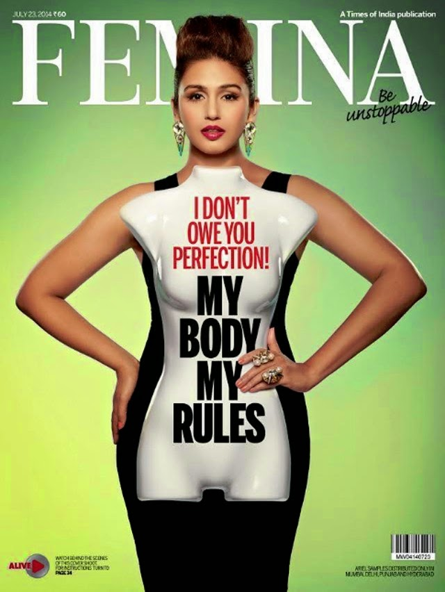 Femina Be Unstoppable Huma Qureshi
