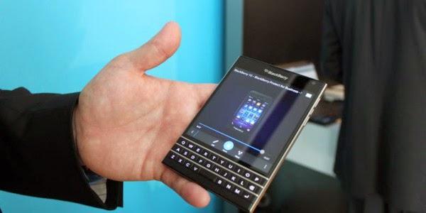 Informasi Spesifikasi & Harga BlackBerry Passport