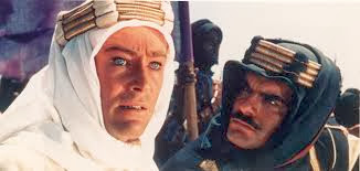 image of scene from Lawrence of Arabia