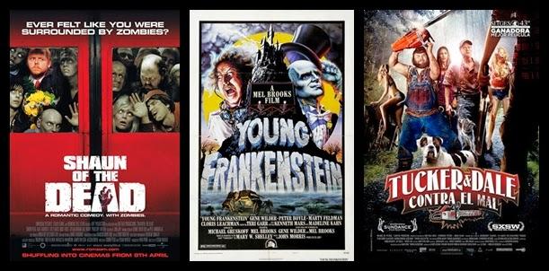 maratones, cine, Halloween