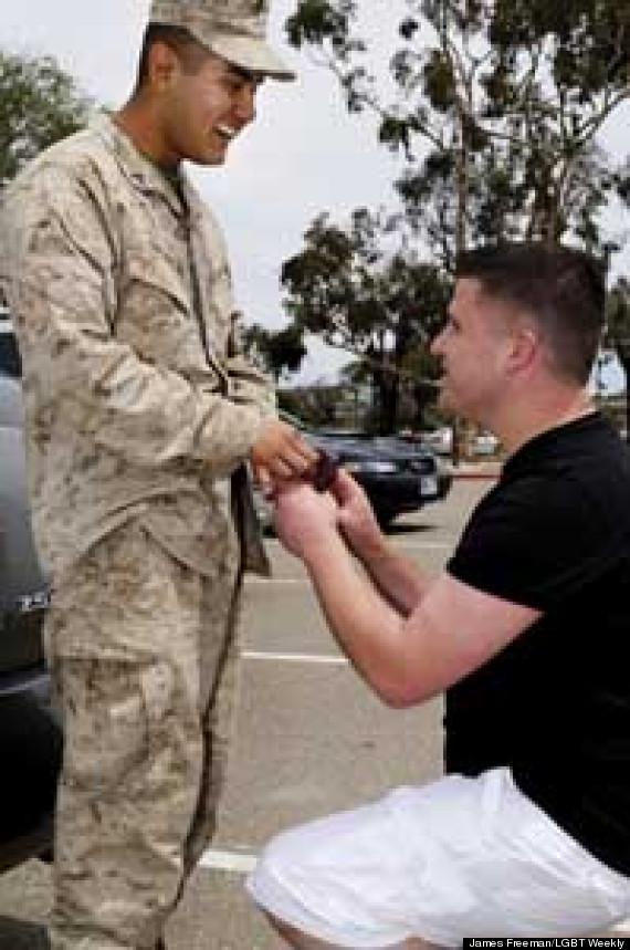Gay Sex Marines 98