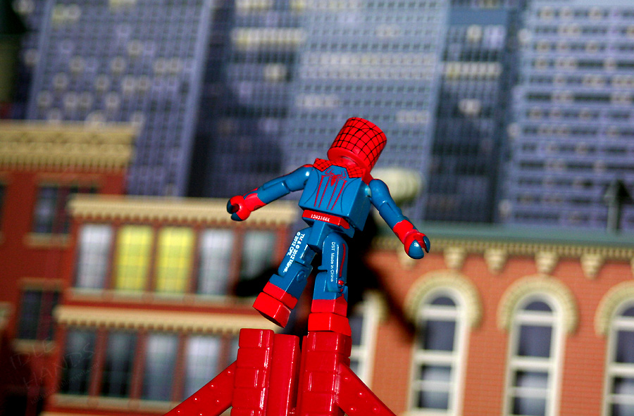 Minimates Spider Man Review Spider Man Movie Minimates