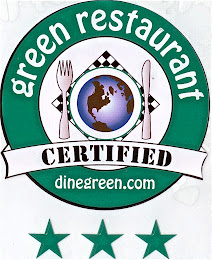 Certified Green© Restaurant